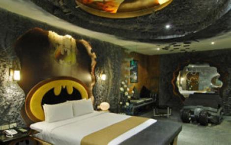 FOTO! Vezi ce camere ingenioase exista in hotelurile din lume!