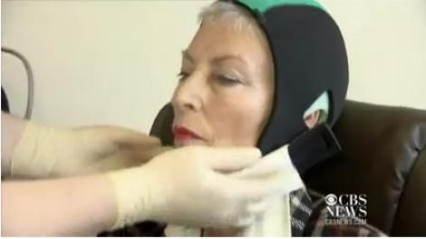 O casca speciala previne caderea parului cauzata de chimioterapie