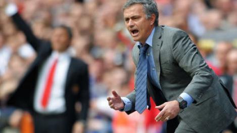 """Jose Mourinho: """"Nu vad de ce as pleca de la Real Madrid"""""""