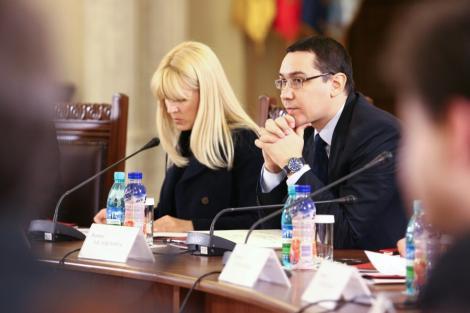 Ponta: Cand o sa ajunga Udrea 'faraoana' Egiptului atunci sa spuna cine va fi premier!