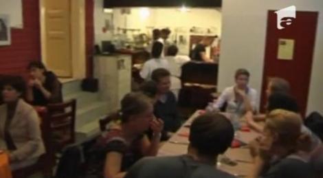 VIDEO! Primul restaurant cu specific tiganesc, deschis in Ungaria