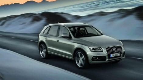 Facelift pentru Audi Q5