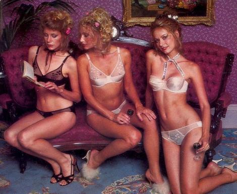 FOTO! Vezi cum aratau modelele Victoria's Secret in anii '70!