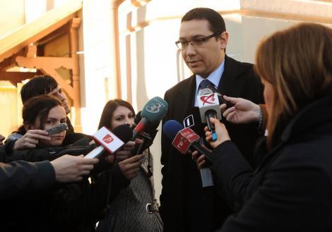 Cine este Victor Ponta, premierul desemnat de Basescu