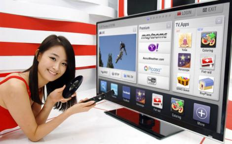 Samsung a lansat gama noua din seria Smart TV