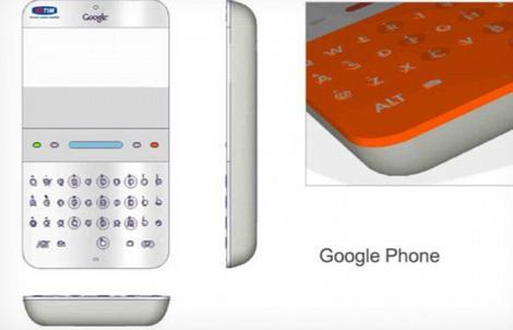 Asa ar fi trebuit sa arate primul telefon Google