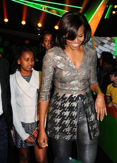 Michelle Obama, imbracata indecent la un eveniment dedicat copiilor