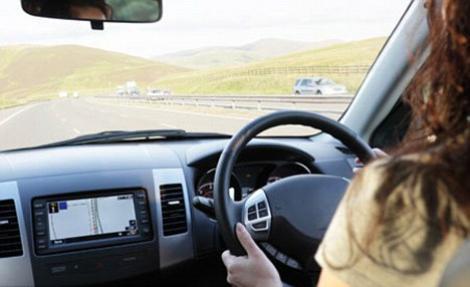 S-a inventat volanul cu functie de GPS