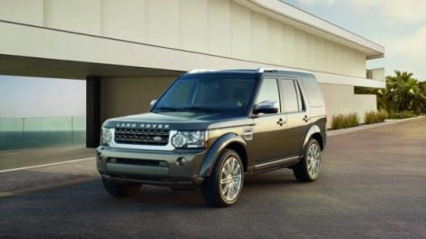 Land Rover Discovery Luxury, in editie limitata