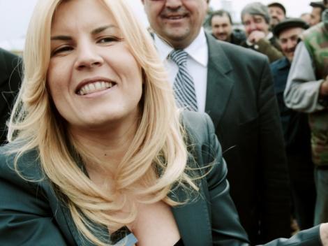 "Elena Udrea: ""Cred ca as fi un primar mai bun decat Oprescu"""
