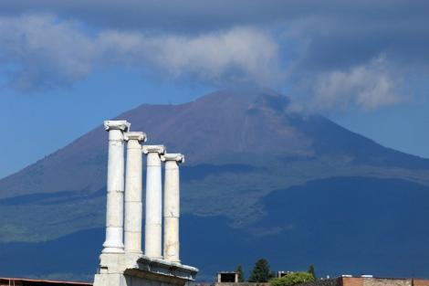Italia: Vestigiile orasului Pompei, salvate de la disparitie