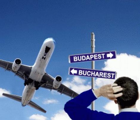 """""""Bucuresti - Budapesta"""" ocupa locul 5 in topul confuziilor geografice"""