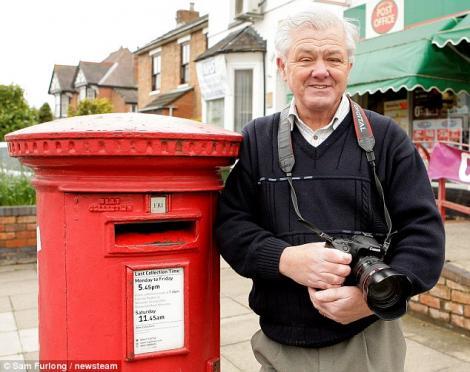 Hobby inedit: Un britanic vrea sa fotografieze 115.000 de cutii postale