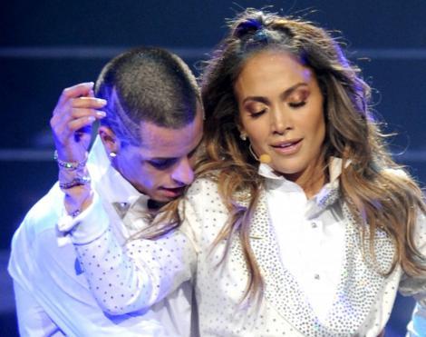 VIDEO! Jennifer Lopez, dans fierbinte cu iubitul!
