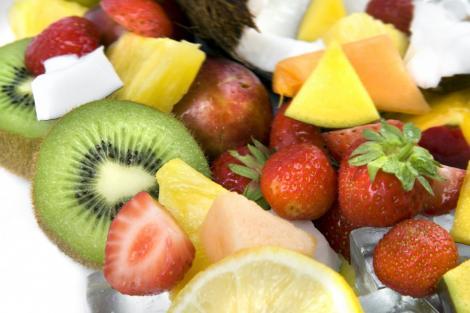 Consumul de fructe reduce riscul de a face astm