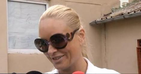 VIDEO! Victoria Blochina, declaratii dure la adresa lui Piturca