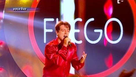 """VIDEO! Demential: CRBL, transformat in Fuego! Vezi cum canta """"Toata lumea danseaza""""!"""