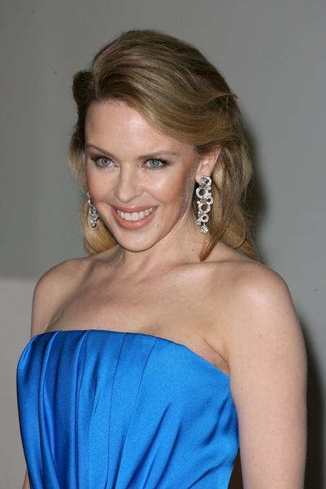 "Kylie Minogue: ""Nu trece o zi fara sa ma gandesc la cancer"""