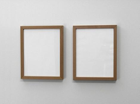 Expozitie de arta invizibila, la Londra