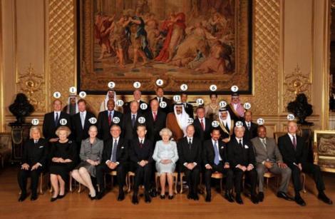 Regele Mihai, invitat la pranz de Regina Marii Britanii