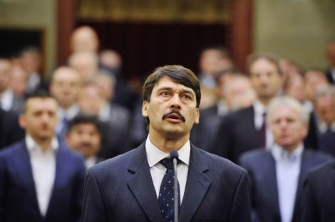 Janos Ader a fost votat noul presedinte al Ungariei