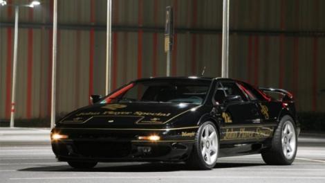 Lotus Esprit 350 by Cam Shaft, in memoria lui Ayrton Senna