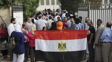 VIDEO! Egiptul isi alege presedintele pentru prima data in istorie