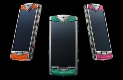 Nokia lanseaza colectia de vara a telefoanelor de lux Vertu