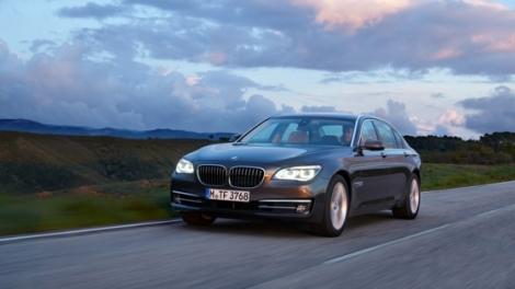 BMW Seria 7 duce confortul la rang de arta