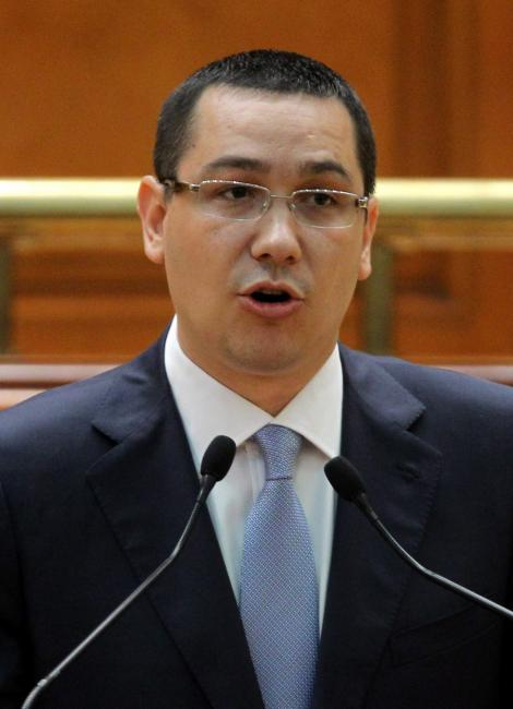 Ponta: Leul nu trebuie salvat, s-a devalorizat mai putin decat alte monede