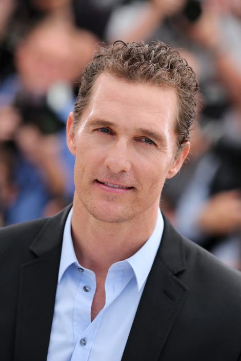 "Matthew McConaughey devine John F. Kennedy in filmul ""The Butler"""