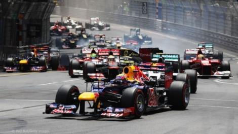 F1 2012: Ce s-a intamplat la GP-ul Monaco-ului