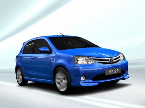 Toyota ataca pietele emergente cu opt noi modele compacte