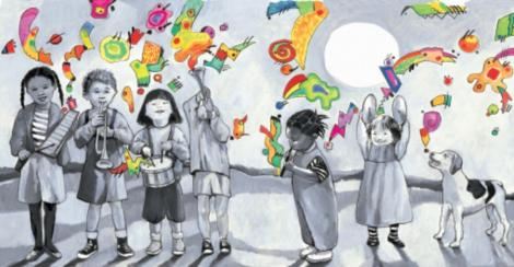 Pe 1 iunie celebram Ziua Internationala a Copilului. Afla mai multe despre aceasta sarbatoare!