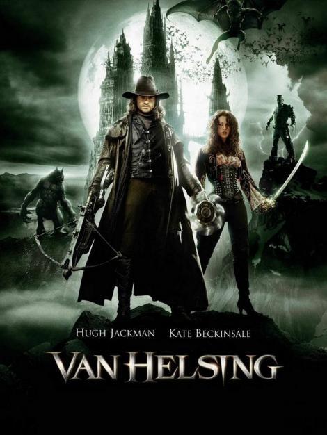 "Filmul de vineri seara la Antena 1: ""Van Helsing"" (SUA, 2004). Vezi trailerul!"