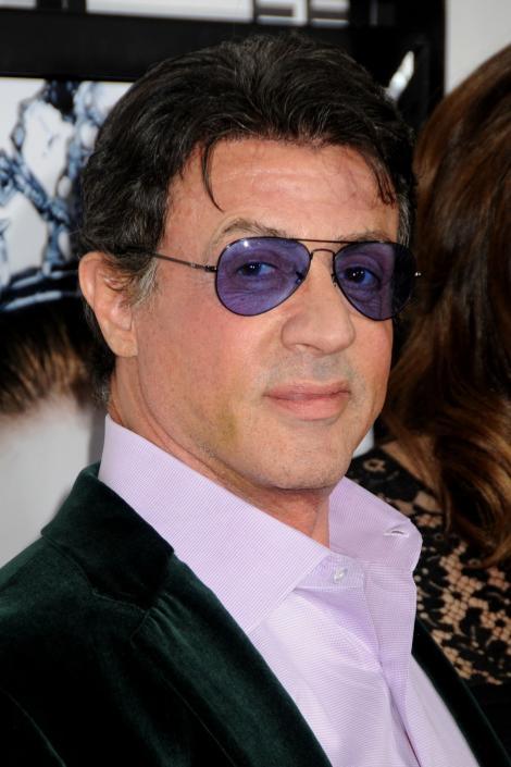 Sylvester Stallone, personaj de desene animate