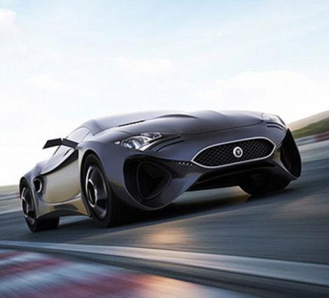 Jaguar va lansa un model sport electric