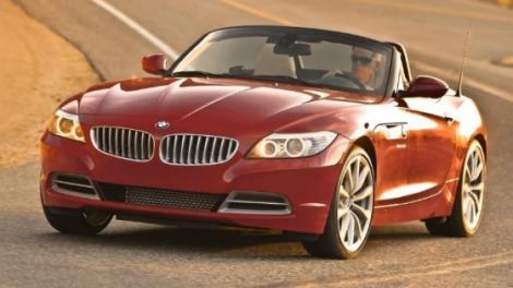 Viitorul BMW Z4, rivalul lui Boxster?
