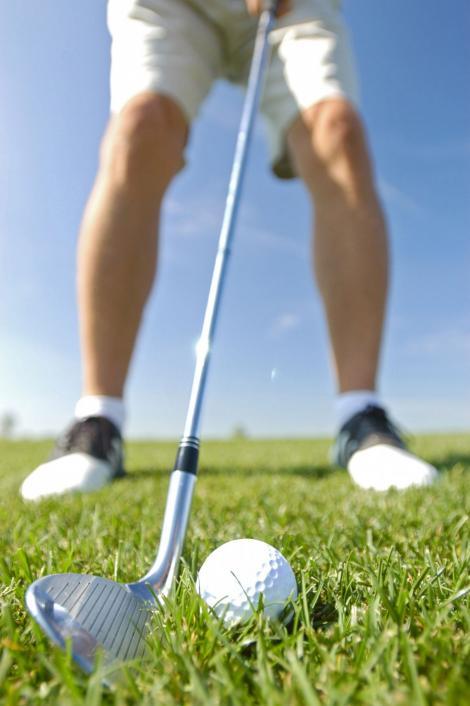 VIDEO! Golful, sportul care duce cel mai rapid la relaxarea trupului si a mintii