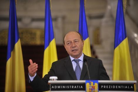 Basescu, de Ziua Europei: Apartenenta la UE trebuie sa devina un reflex cotidian si in Romania