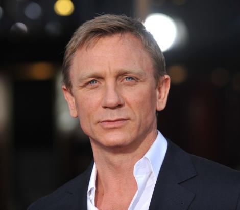 Agentul 007 Daniel Craig se mentine cu crioterapie