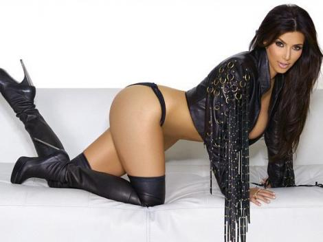 FOTO! Kim Kardashian, extrem de fierbinte pe Instagram!