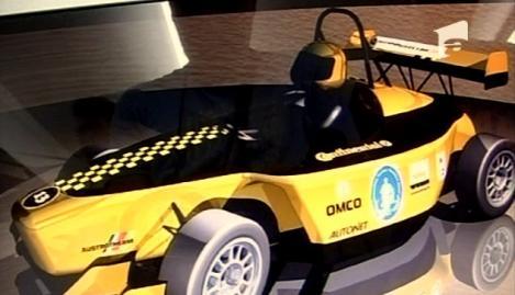 """VIDEO! Iasi: Studentii de la """"Universitatea Tehnica""""  construiesc o masina de Formula 1!"""