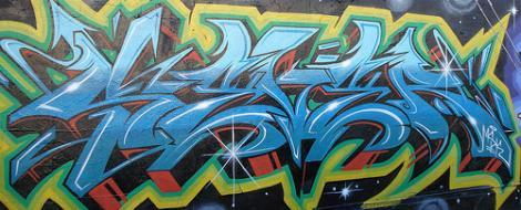 Graffiti: arta urbana sau vandalism?