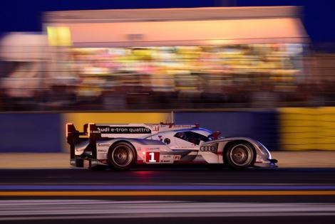 SPECIAL! Audi rescrie istoria Cursei de 24h de la Le Mans: Prima victorie hibrida!