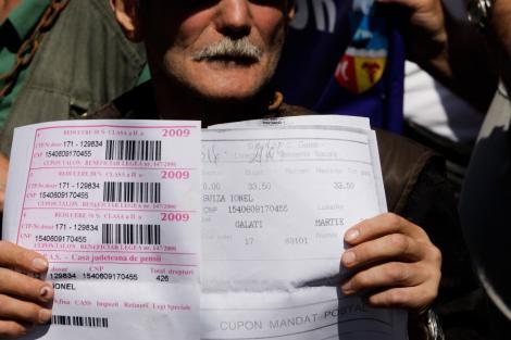 Sumele incasate ilegal de la pensionari vor putea fi restituite si mostenitorilor