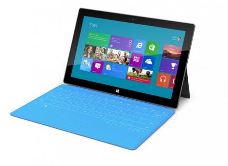 "Microsoft si-a lansat prima tableta,""Surface""!"