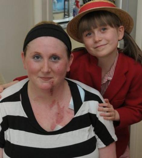 Cat de importante sunt cursurile de prim-ajutor: o fetita si-a salvat mama