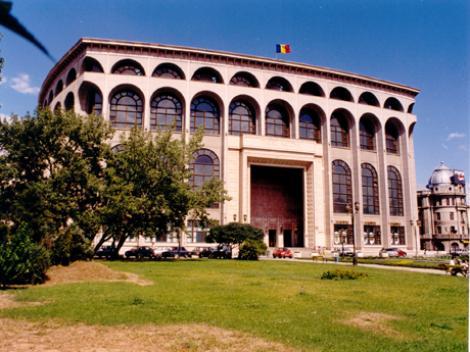 Teatrul National Bucuresti va avea trei noi sali incepand cu urmatoarea stagiune