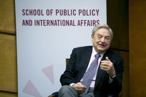 George Soros: Zona euro se va transforma intr-un imperiu german